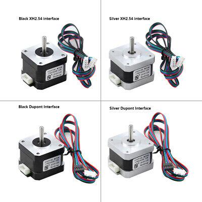 42mm 1.8 Degree NEMA17 2Phase 4-wire Stepper Motor For 3D Printer CNC Robot HOT