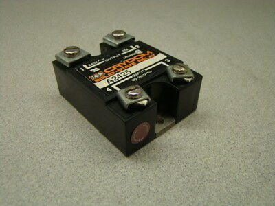 Crydom A2425 Solid State Relay, Load Voltage: 24V-280V, 25A, Panel Mount