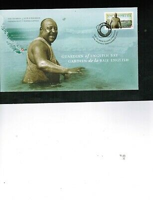 "CANADA 2013 JOE FORTES ""P"" stamp FDC BHM** cat # 2620  $4.00  MNH  BOX 548"