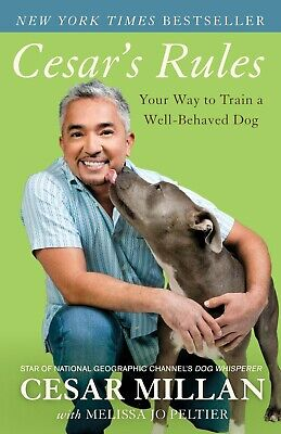 cesar's rules your way to train a well-behaved dog PÐF