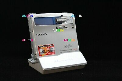 Sony Mz N1 Minidisc Player Net Md With Microphone .