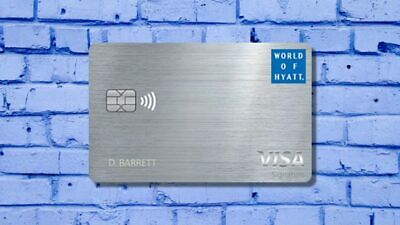 $40 + 50,000 Hyatt points bonus for Chase World of Hyatt Credit Card Referral