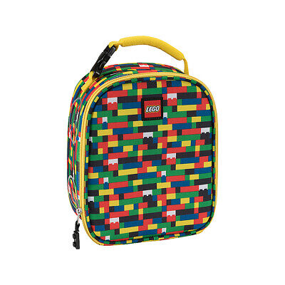 LEGO Brick Wall Lunch - Brick Wall Travel Cooler NEW