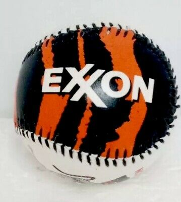 Exxon Gas Tiger Petroliana Promo Collectible Baseball New