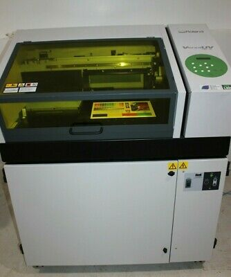 Roland Versa UV LEF-12 Flatbed Printer With BOFA Air Filter. Excellent Condition