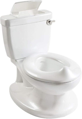 KIDOOLA Infant My Size Potty Toilet, White