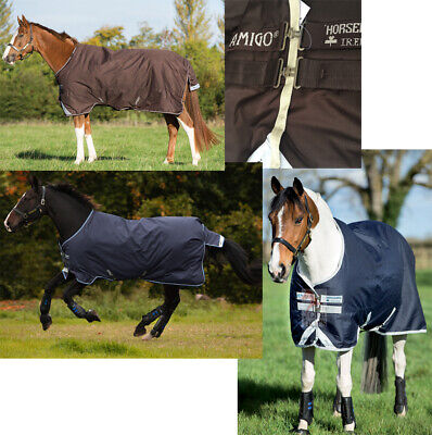 Horseware Amigo Bravo 12 Girable, Medium - Con Reflectores