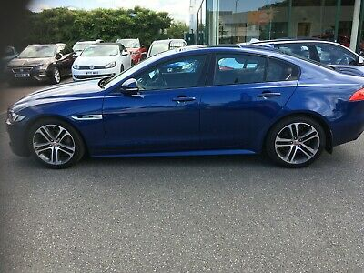 2015 Jaguar Xe R-Sport 20L Diesel 180 Bhp  6 Speed Manual