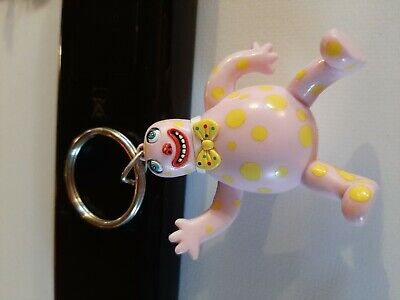 Mr Blobby Clip On Figure 1992 Vintage Retro Toy Noels House Party