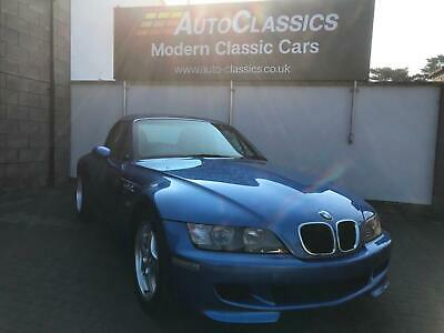 1998 BMW Z3M 3.2 2dr CONVERTIBLE Petrol Manual