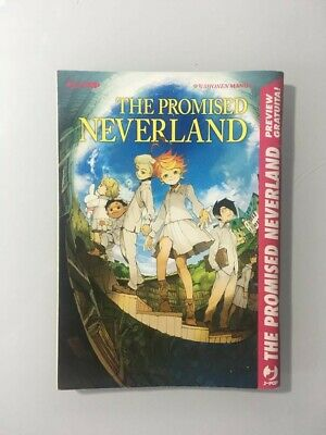 Preview INTROVABILE The Promised Neverland