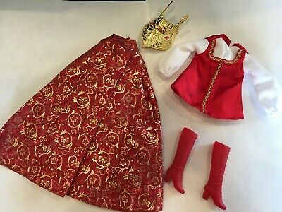Barbie Crown Imperial Princess of Russia outfit, Dolls of the World, no box