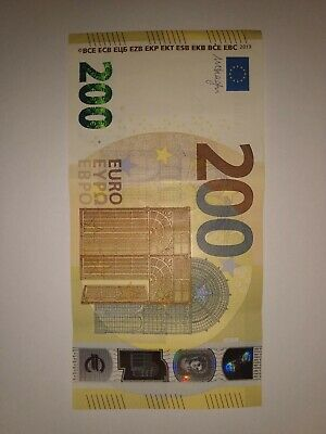 200 Euro 2019 Banknote