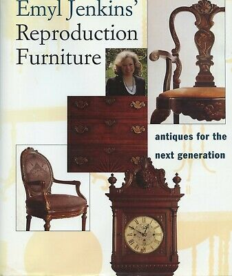 Reproduction Furniture - Identification Styles Makers Values / In-Depth Book