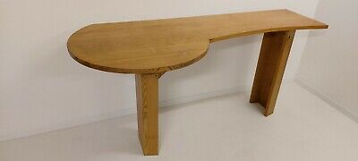 Office - Table Hall IN Dining BAR Workbench - Vintage - Years 80 90 - Design