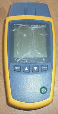 Fluke Networks MicroScanner 2 Network Cable Tester Micro Scanner 2 - see notes