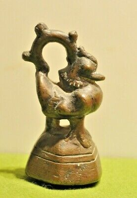 "Vintage Large Opium Weight Chicken 835 grams 4 "" Tall A Must See!!"