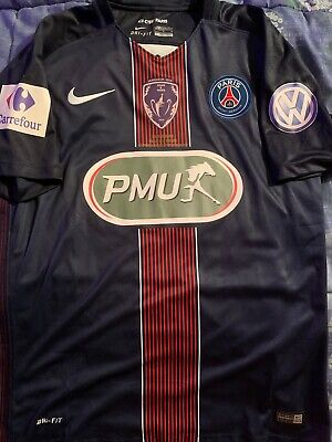Maillot  Finale CDF 2016 Ibrahimovic  Taille XL