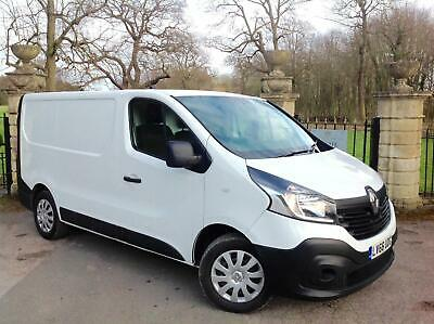 2016 Renault Trafic 1.6dCi E6 SL27 120 Business / TOP SPEC / ONE OWNER FROM NEW