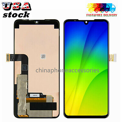 Fit For LG G8X ThinQ LMG850UM1A LMG850UM9A LCD Touch Screen Digitizer