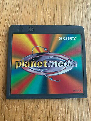 Minidisc Various ‎– The Sound Of Planet Media - That's MD-Music Music