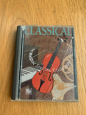 Minidisc Sampler Classical The Minidisc special Collection Album MD Music