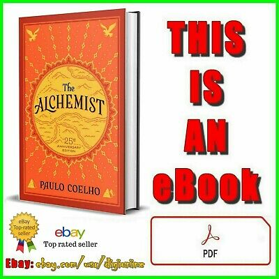 The Alchemist by Paulo Coelho (P.D-F FORMAT)