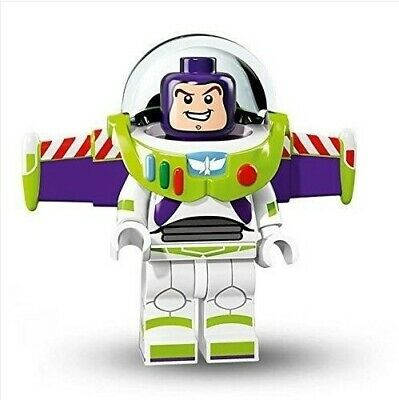 G3 - Buzz Lightyear Toy Story Custom Minifigure Gashapon LEGO - Nuovo in Blister