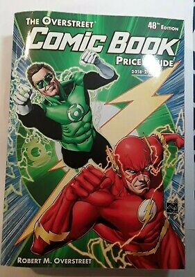 The Overstreet Comic Book Price Guide #48 Softcover 2018-2019