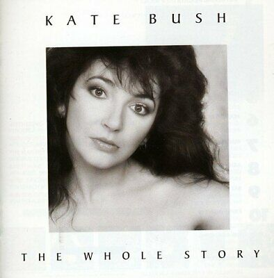 Kate Bush  /  The Whole Story  Greatest Hits  (CD)  New!