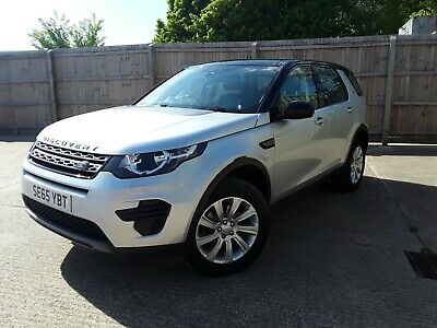 Landrover Discovery Sport SE TD4