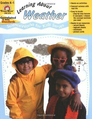 Learning About Weather, Grades K-1 (Scienceworks For Kids