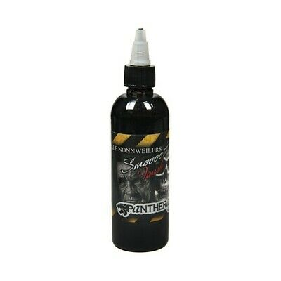 Tattoo Black Ink Panthera Finish 150Ml , Tatuaggio Inchiostro Nero Realistico
