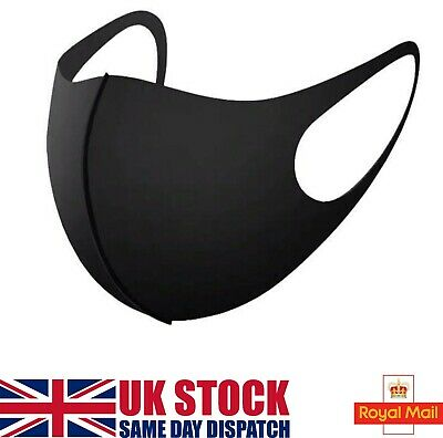 Softshell Facemask - Washable Reusable Protective Mouth Mask Women Men kids