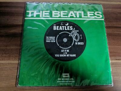 The Beatles – Let It Be UK EP