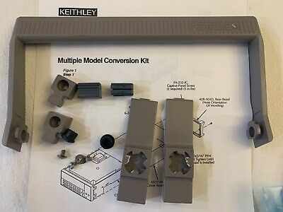 Keithley Handle Kit  p/n 2000 Benchkit New Old Stock