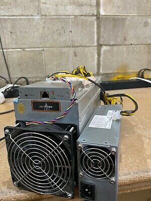Bitmain Antminer L3++ Miner 580+ MHs w APW3++ PSU 110-240V  BLISS no Dev Fee L3+