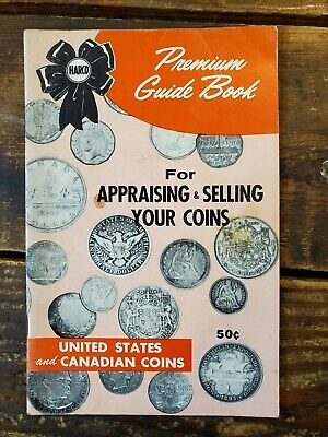 Premium Guide Book for Appraising & Selling Your Coins 1965
