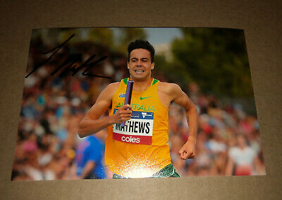 Luke Mathews Firmado (Australia