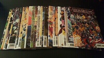 2019 Marvel Comics War Of The Realms #1-6 Nm Multiple Issues/Covers Available!