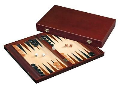 Gibsons Traditional Travel Backgammon