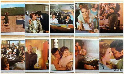 Anglo Confectionery: The New James Bond 007 Gum Cards (OHMSS) - Various