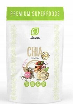 Raw Chia Seeds Natural Weight Loss Detox With Whole Chia by Fitness
