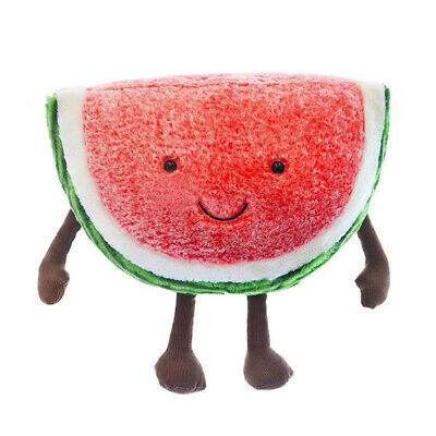 Watermelon Plush Cushion Pillow and Toy