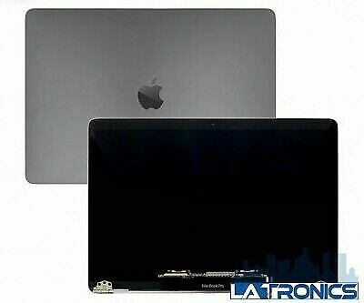 """Apple Macbook Pro 13"""" A1706 A1708 2016 2017 Space Gray LCD Full Screen Assembly"""