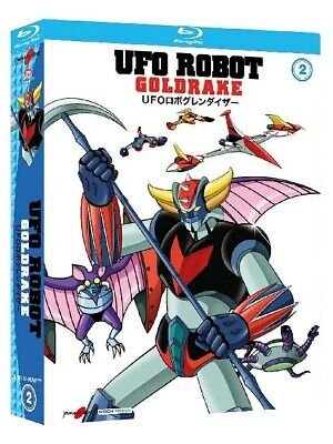 |2741374| Movie - Ufo Robot Goldrake Vol. 2  [Blu-Ray x 3] Sigillato