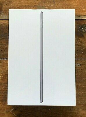 "Brand New Sealed Latest Apple iPad 10.2"" 7th Gen 32GB, Wi-Fi, Space Gray, 2019"
