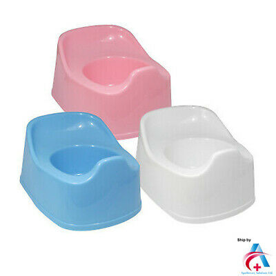 First Steps Plastic Potty for Baby & Toddler for Potty Training Potty
