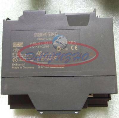 ONE SIEMENS 6ES7 341-1AH02-0AE0 6ES7341-1AH02-0AE0 Communications Processor USED
