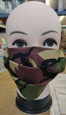 Reusable Cotton Facemask / 100% Breathable 100% Cotton / Free Postage